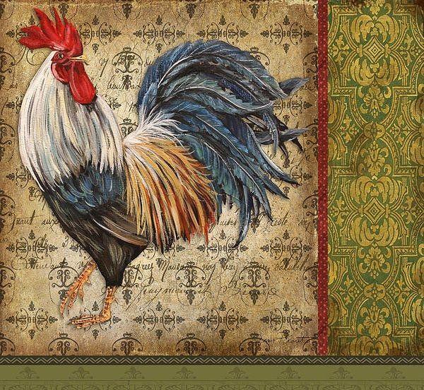 Coq Bleu Cover
